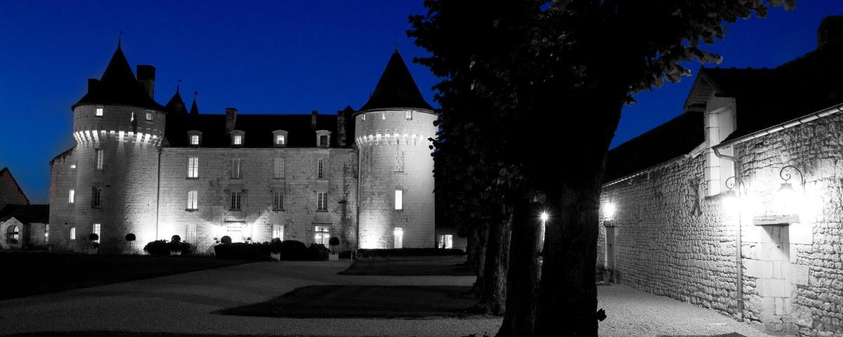 Hotel Chateau de Marcay France