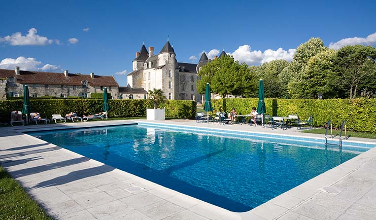 Hotel Chateau de Marcay
