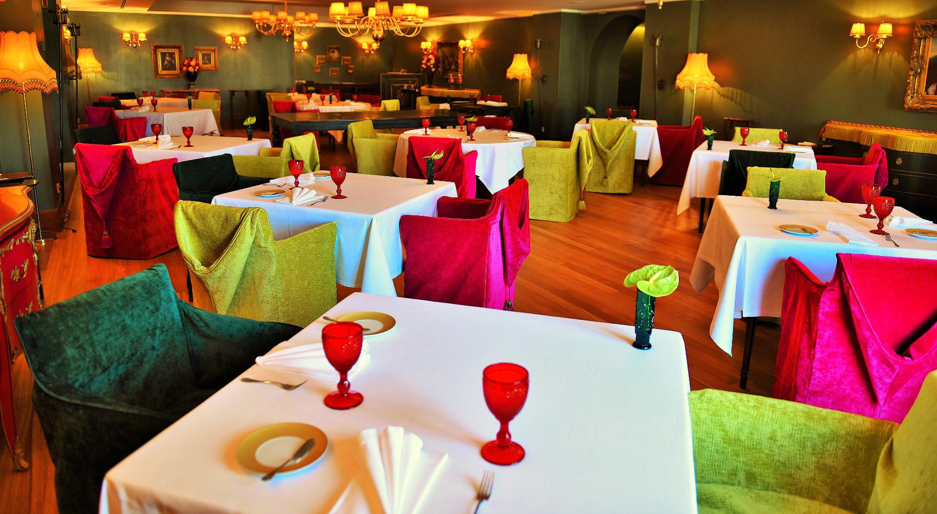 Casa Da Calcada Restaurant