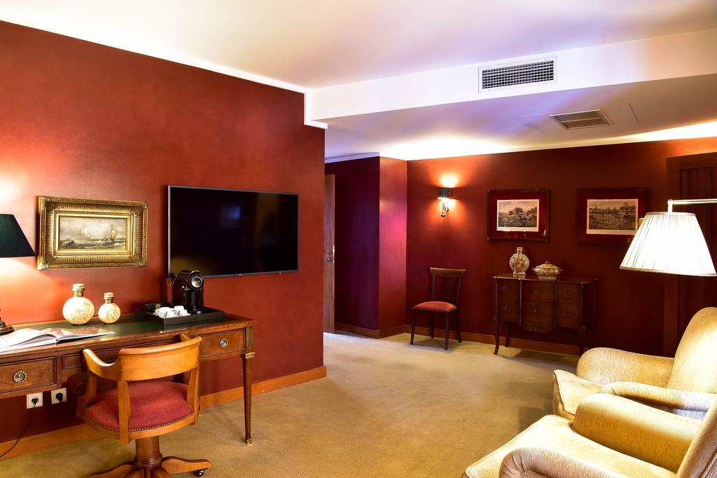 Casa Da Calcada Hotel Room
