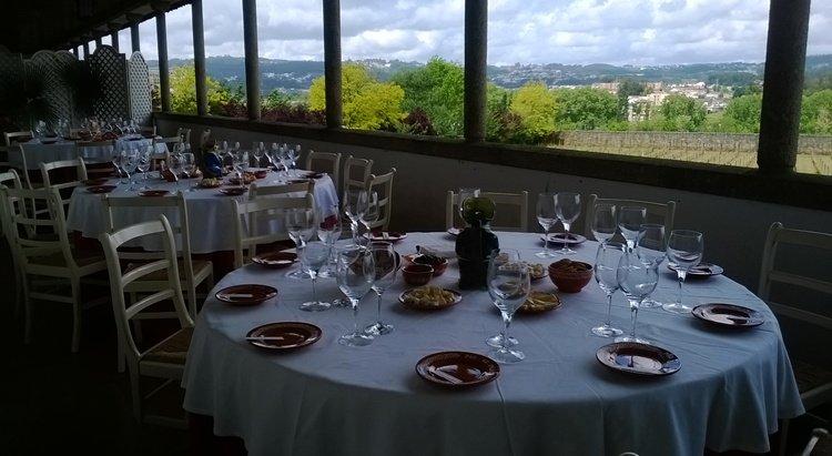 Quinta da Avelada Dining