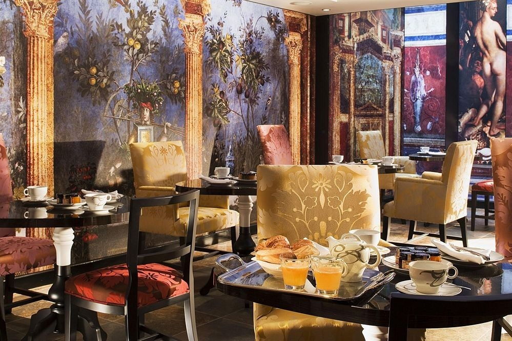 Dining Room - Hotel le Bellechasse