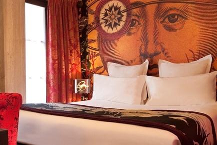 Hotel Room - Hotel le Bellechase