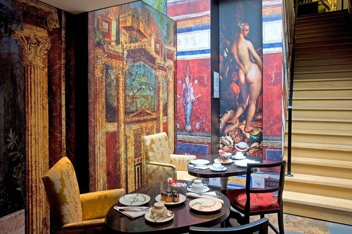 Dining Room - Hotel le Bellechase