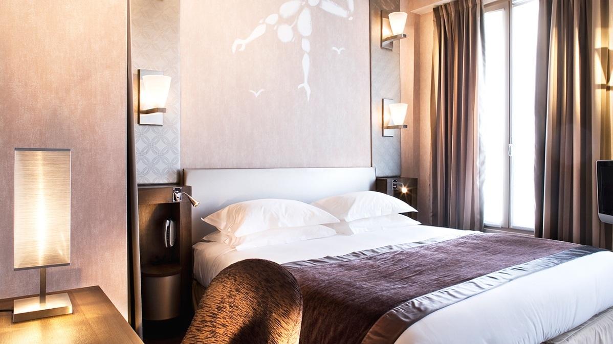 Hotel Academies et des Arts - Hotel Room