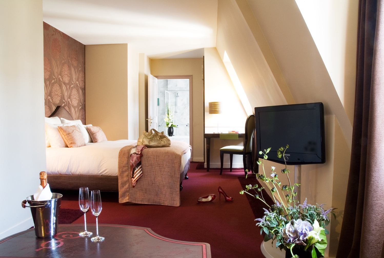 Hotel Room - Hotel Bel Ami