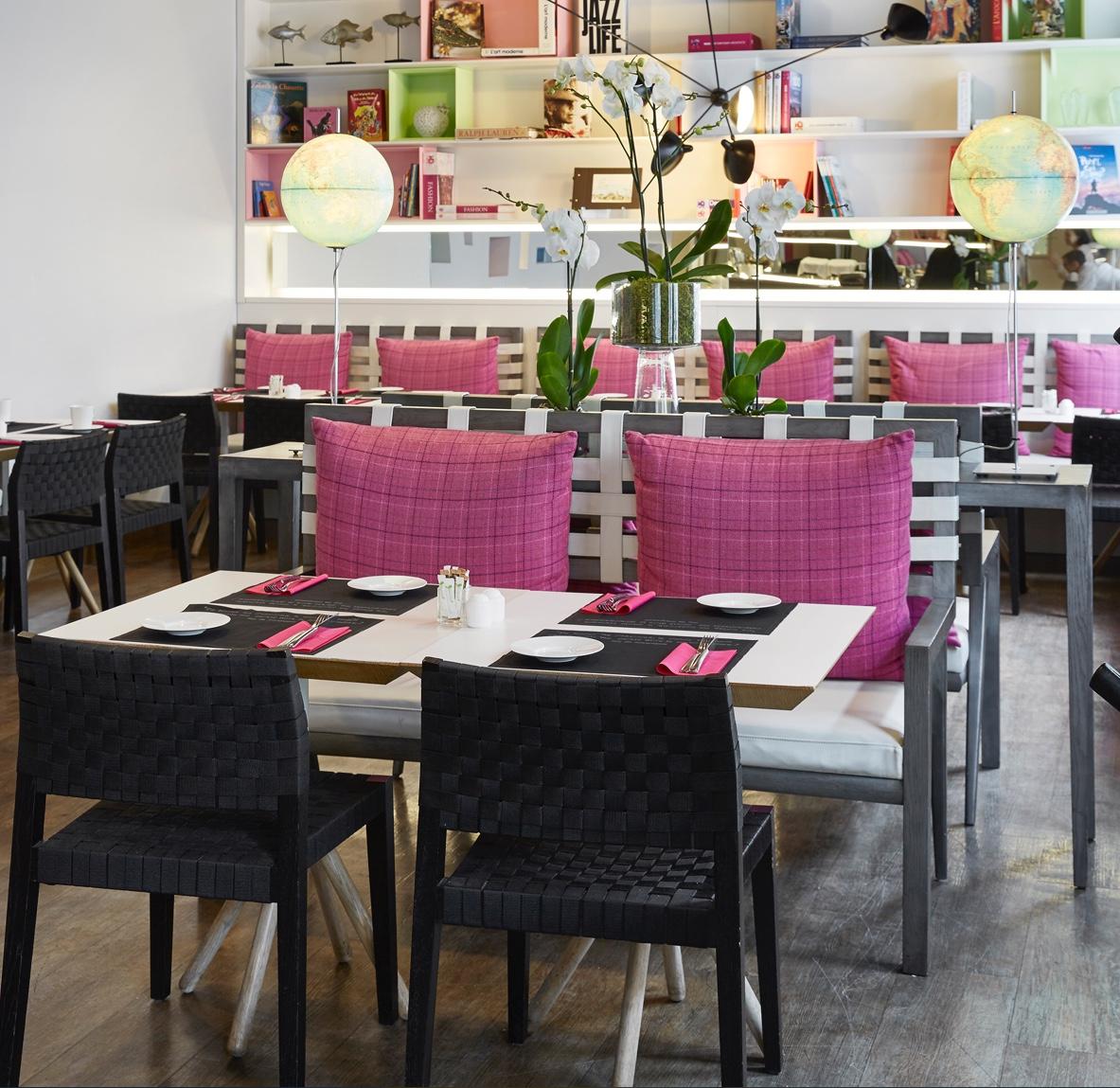Dining Room - Hotel Bel Ami