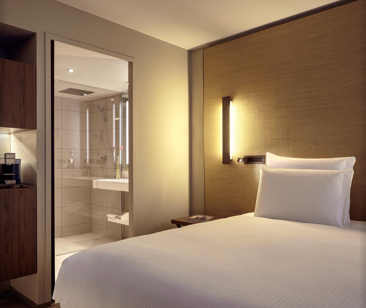 Hotel Room - Hotel Pullman Paris at CDG