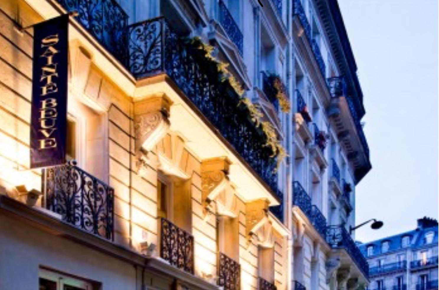 Hotel Sainte-Beuve - Exterior