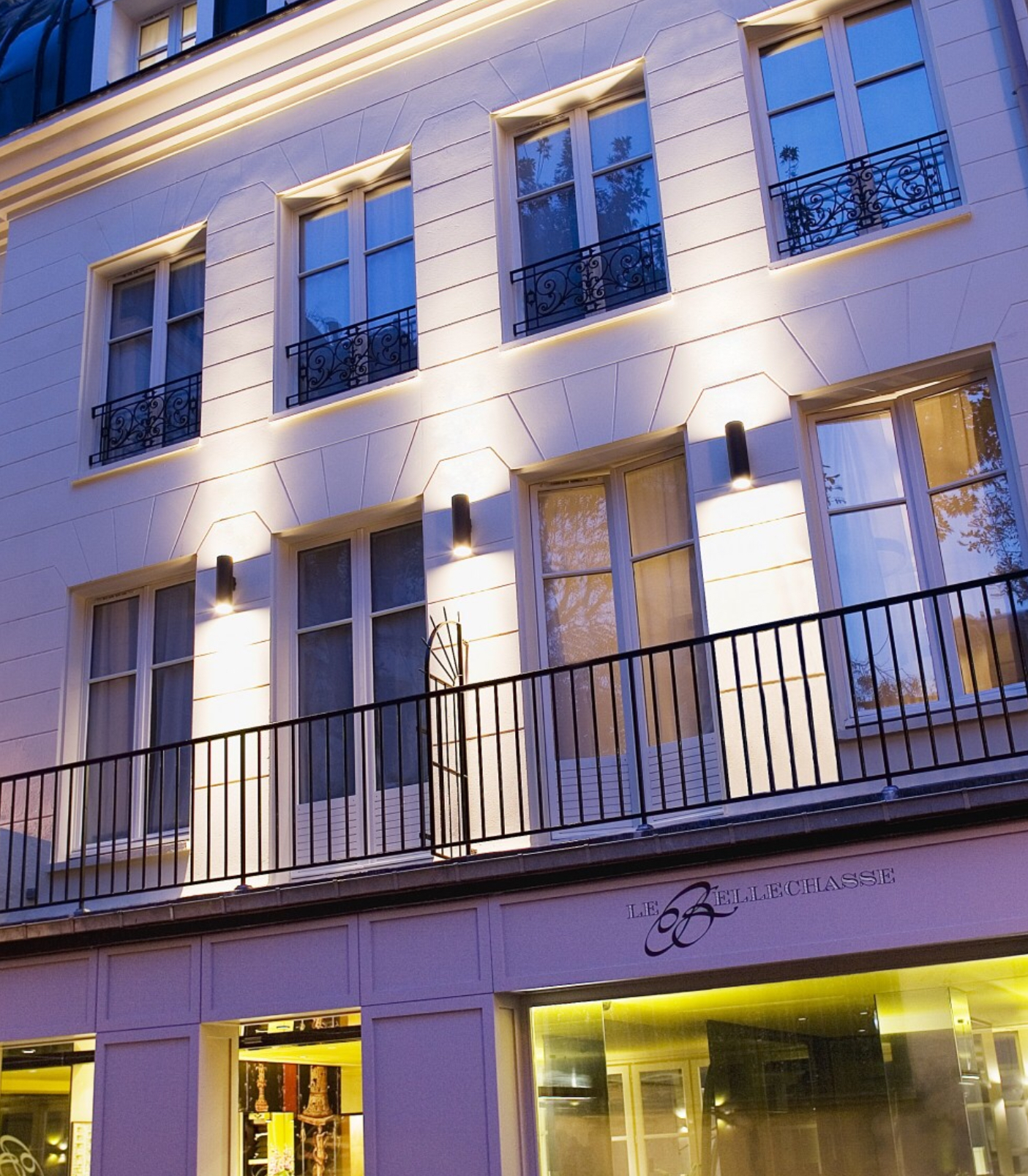 Hotel le Bellechasse - Exterior