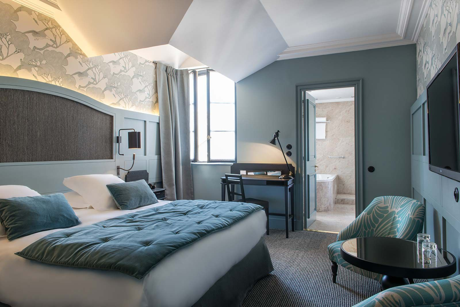 Hotel d'Aubusson - Hotel Room