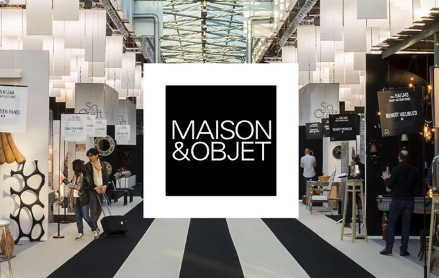 Maison et Objet Trade Show Paris, France