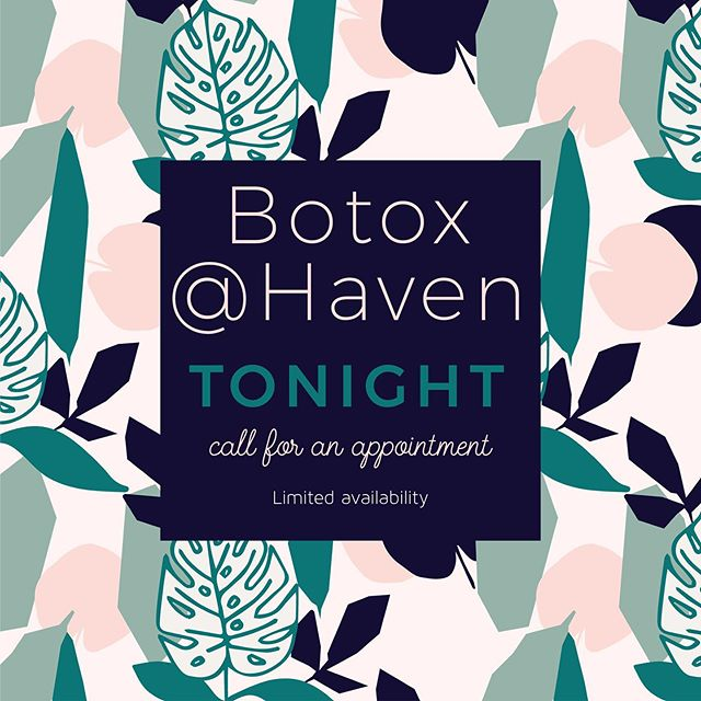 👉🏼TONIGHT👈🏼 give us a call ✌🏼 (402) 316-7860 #havensalonnorfolk