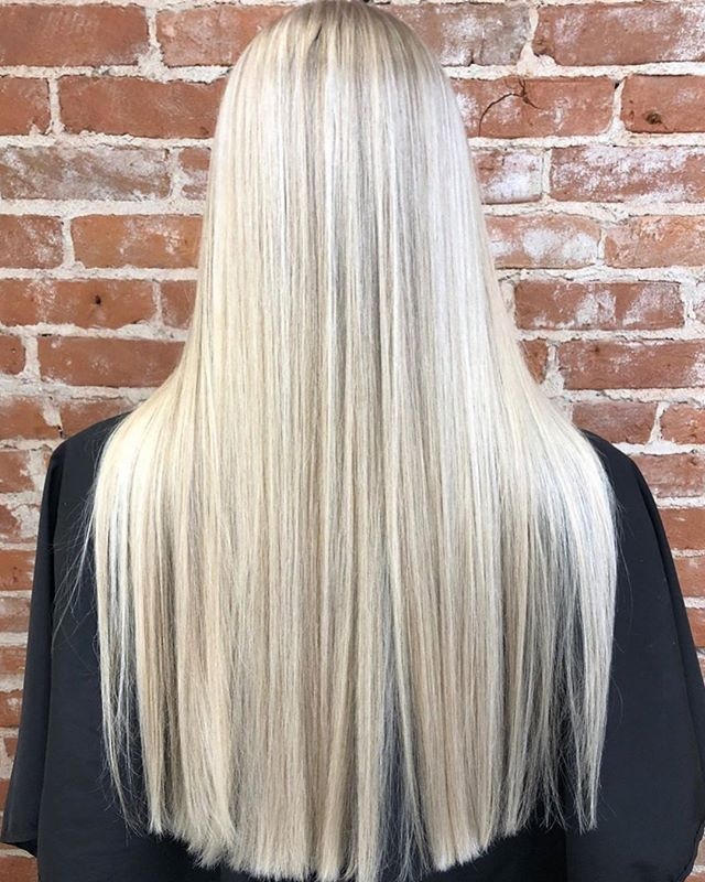 ✨ Blondie ✨ #maddyathaven #blondegoals #summerhair