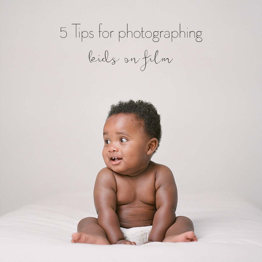Family Photography Education, Sandra Coan five tips for photographing kids on film
