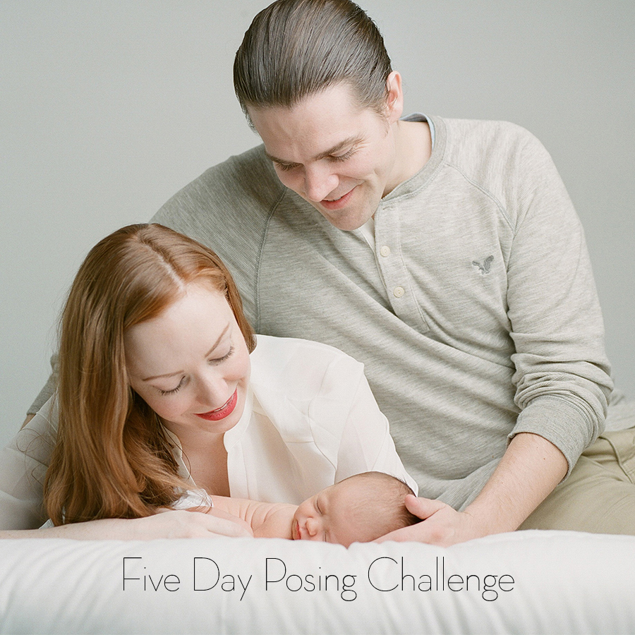 sandra coan five day posing challenge Posing tips for family photographers
