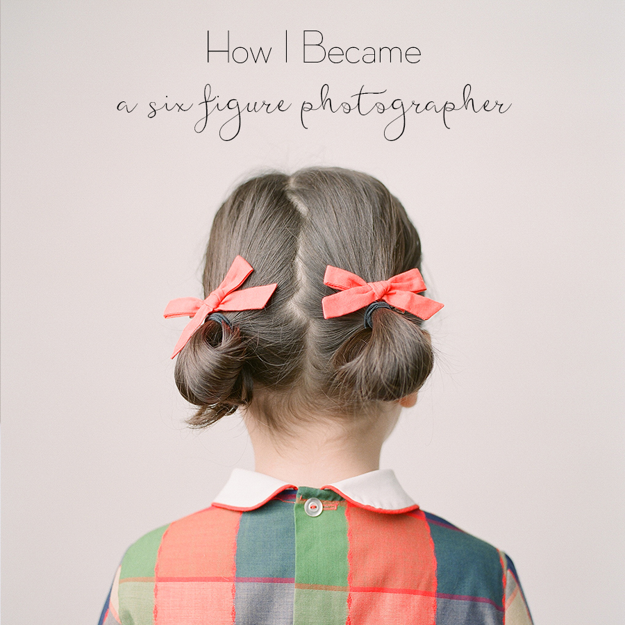 How I became a six figure photographer by Sandra Coan