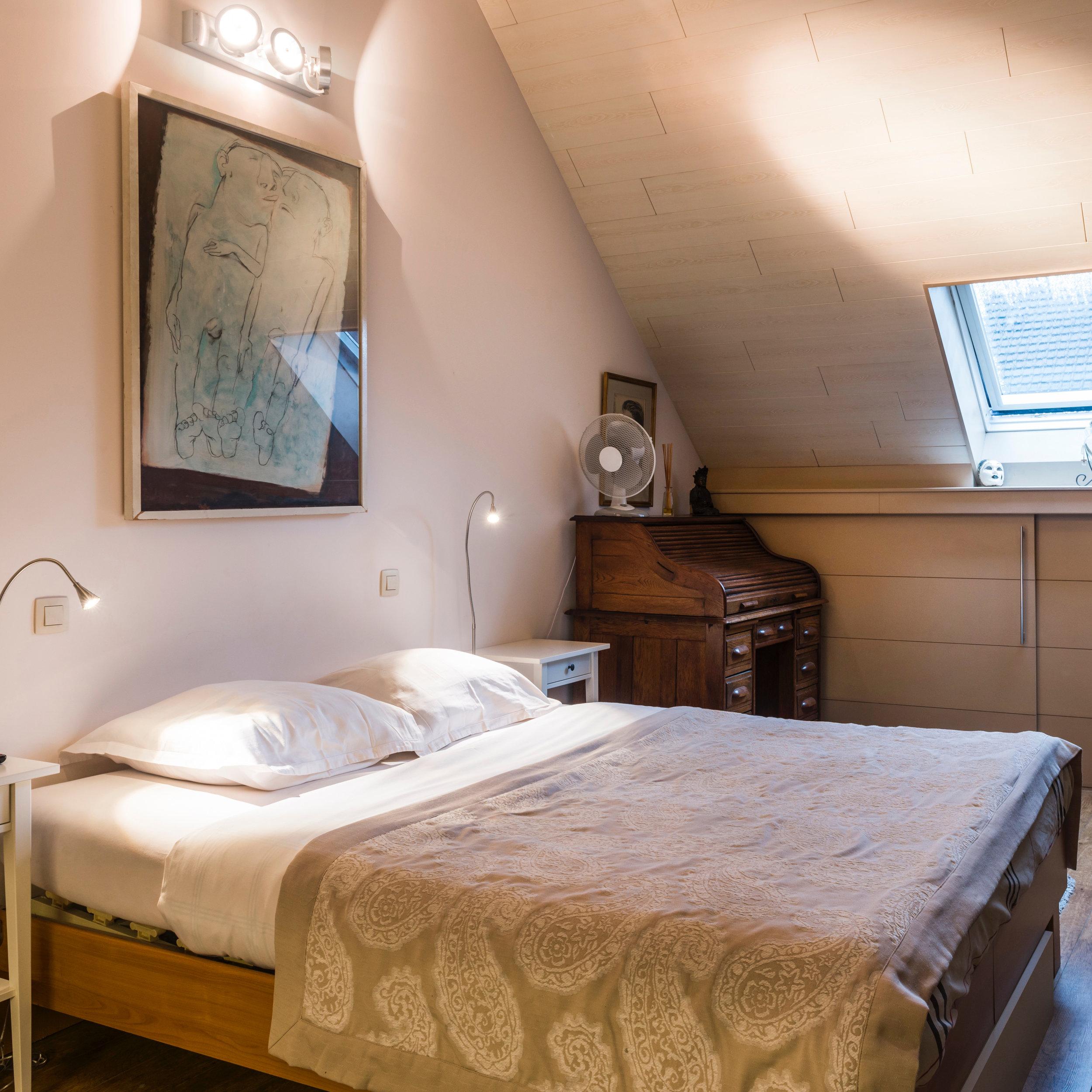 Suite room -