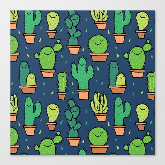 cute-happy-cactus-cacti-pattern-dark-blue-canvas.jpg