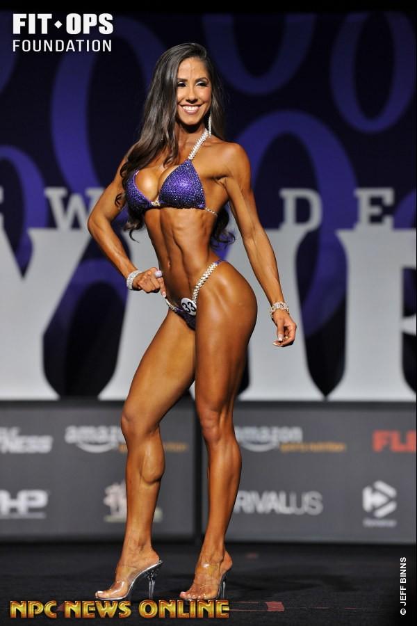 Angelica Teixeira Miss Bikini Olympia Champion