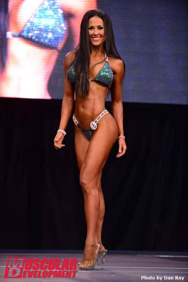 Ashley Kaltwesser Bikini Olympia