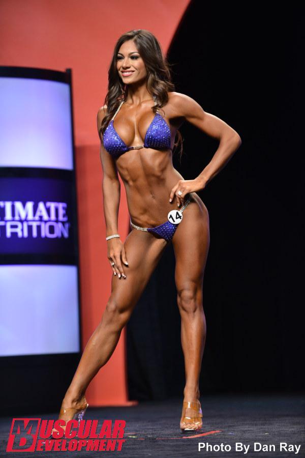 Janet Layug Olympia Bikini
