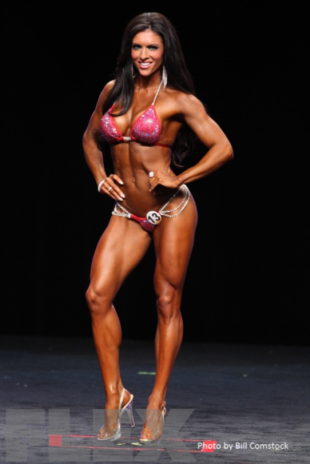 Amanda Latona Bikini Olympia