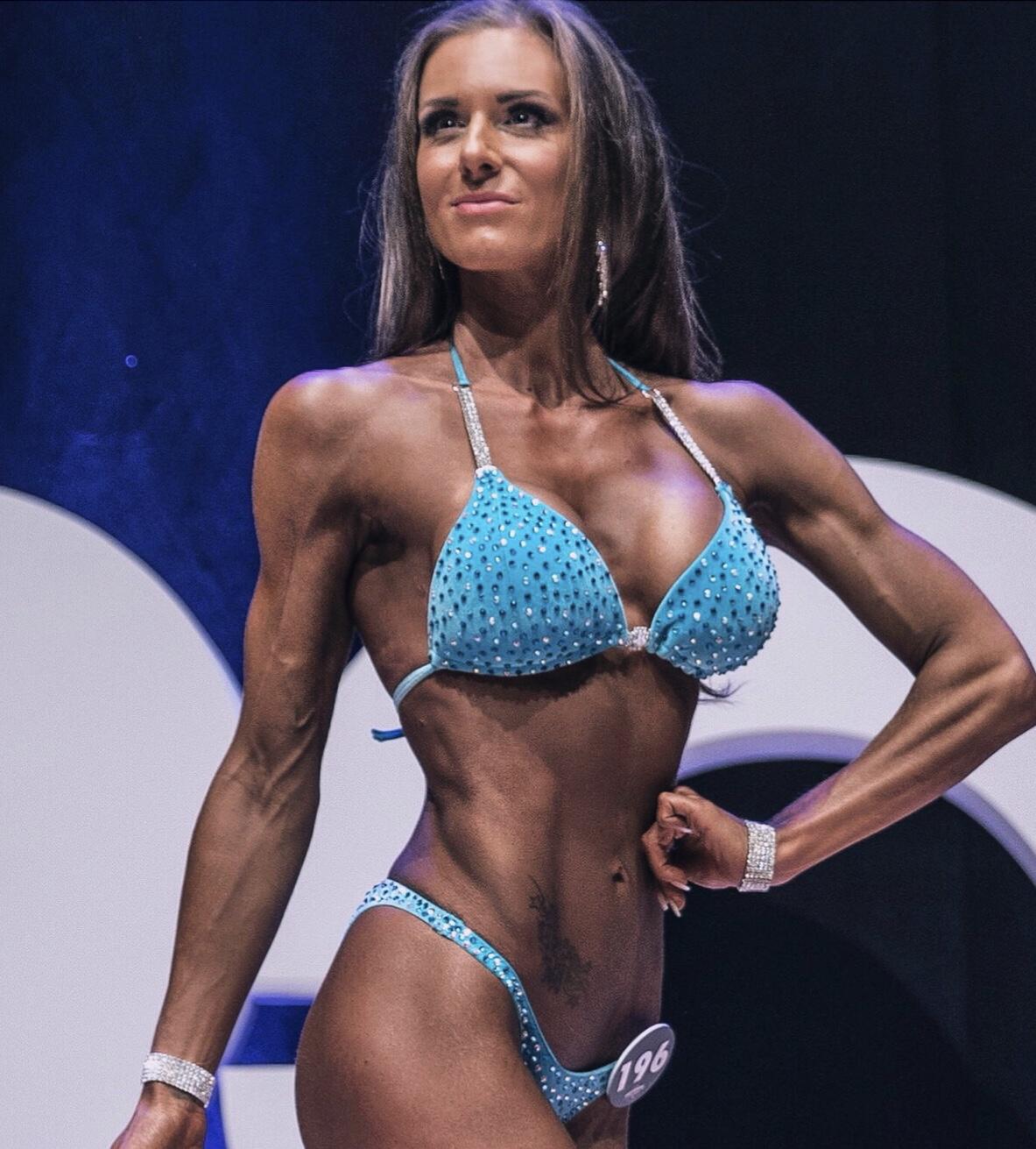 Bikini Prep Coach Laura Baker