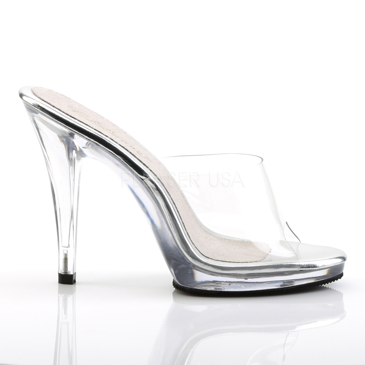 Flair 401 Pleaser Posing Shoes With Platform