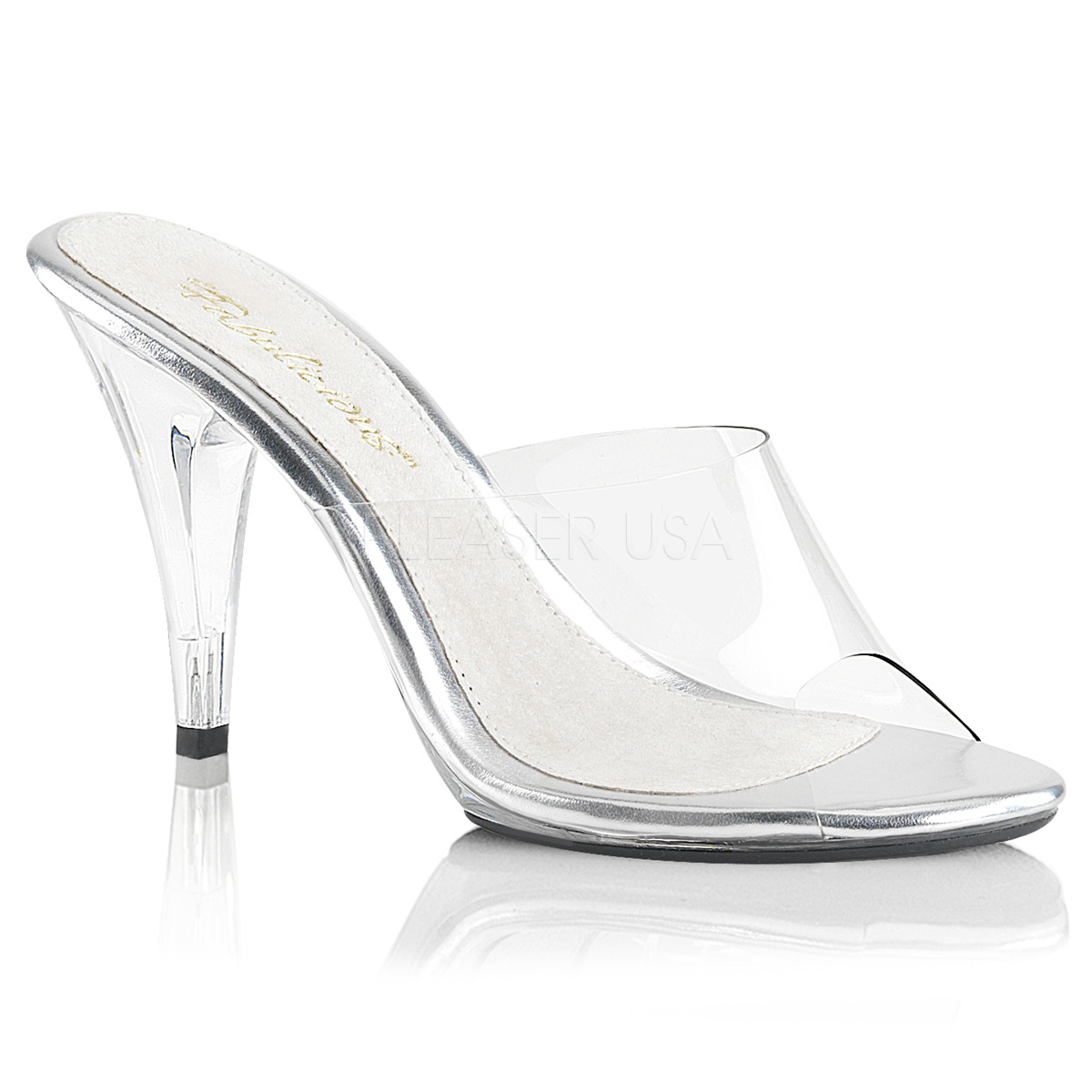 Caress 401 Posing Shoes with no platform