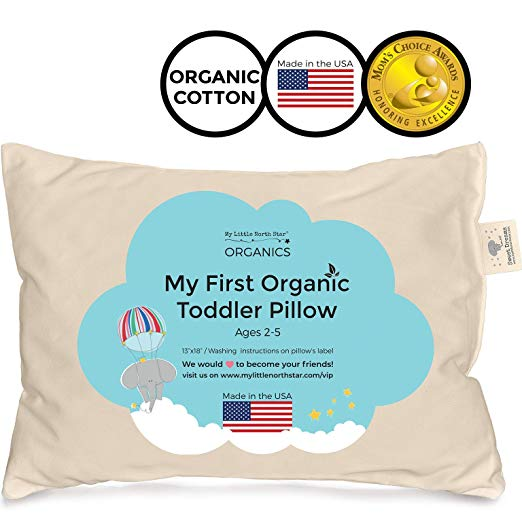 Toddler Breathable Pillow