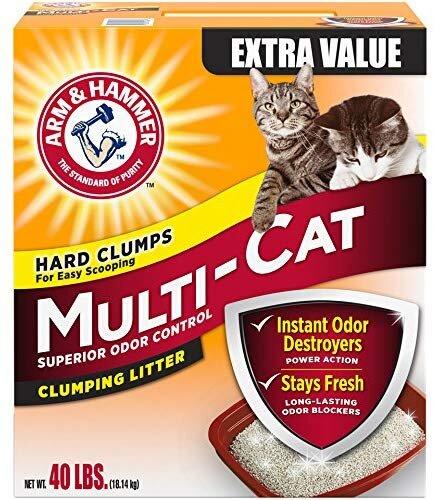 Arm & Hammer Multi-Cat Litter