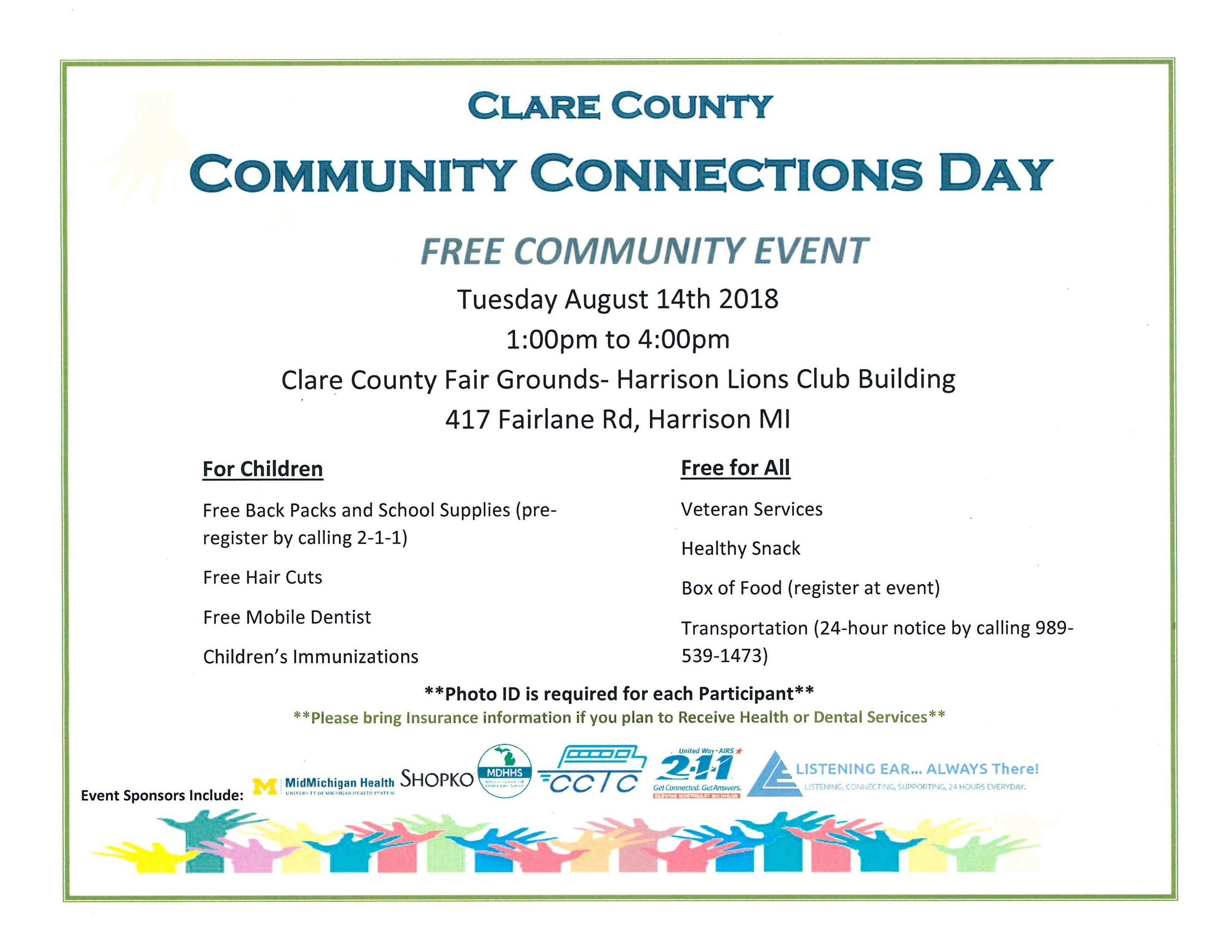 Clare County Community Connection Day.jpg