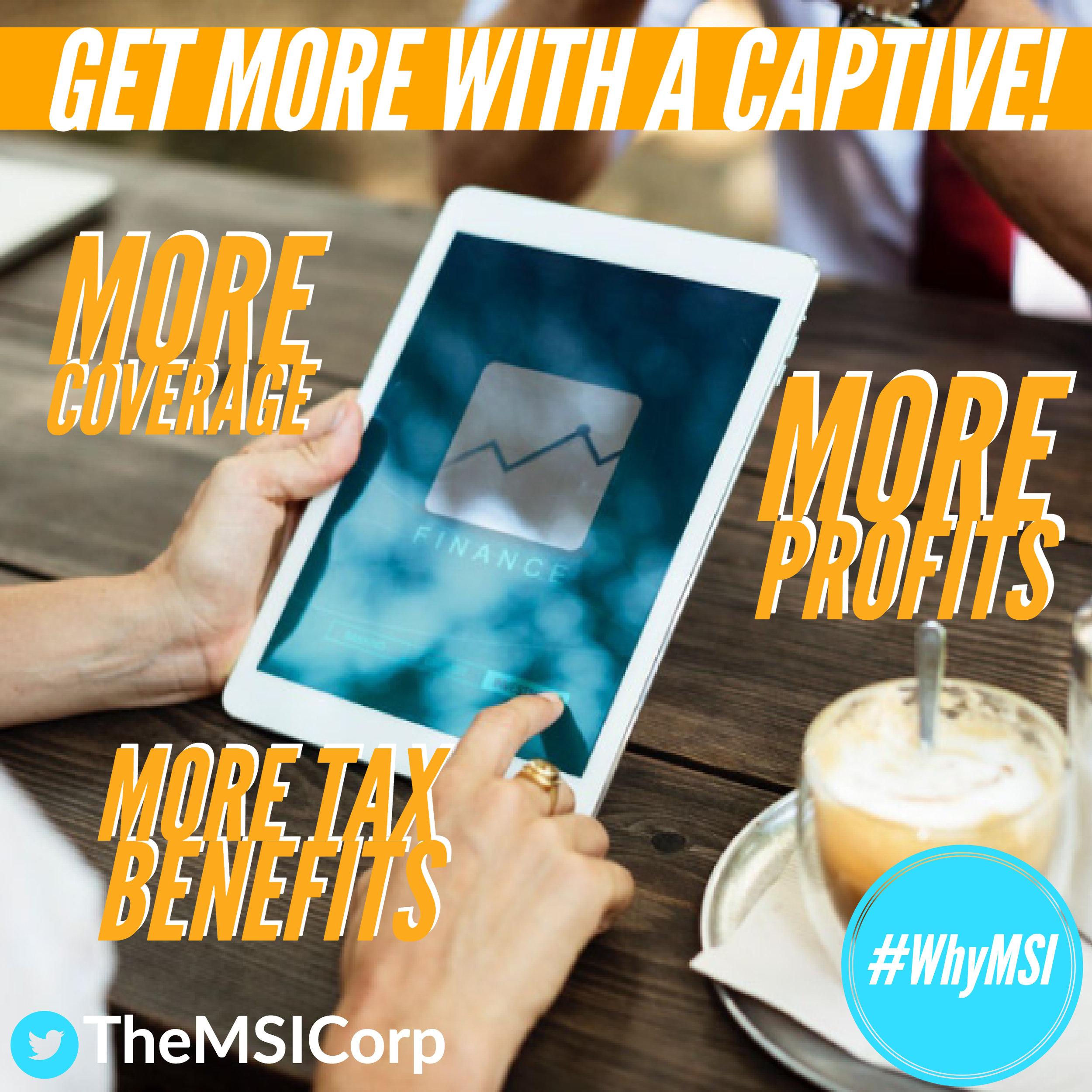 MSICaptives-GetMore-CaptiveInsurance