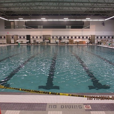 Beloit High School Pool