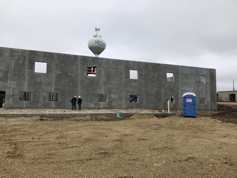 MacDon Enterprises — Mid-States Concrete Industries
