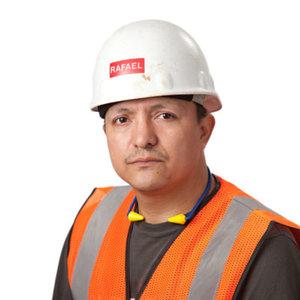 Rafael Patino, Wet Cast Foreman