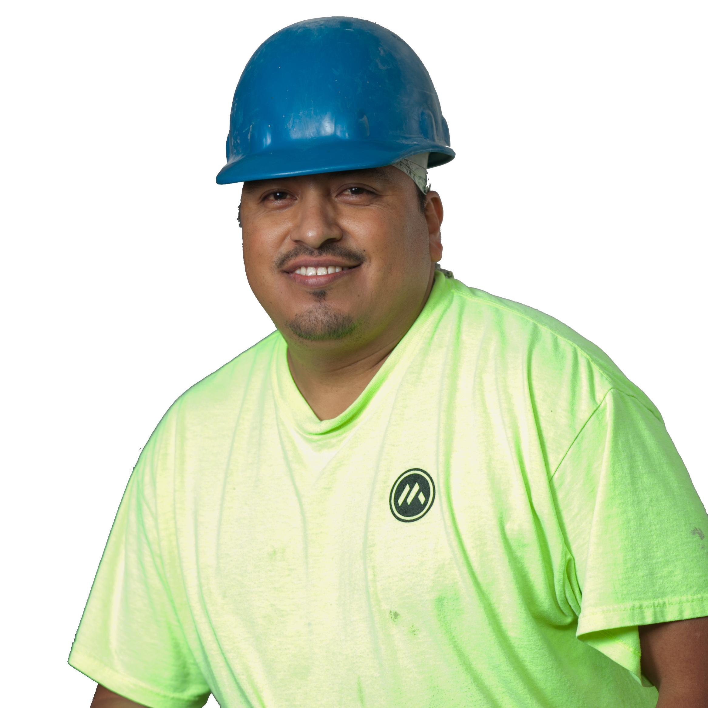 Carlos Calderon, Wet Cast Foreman