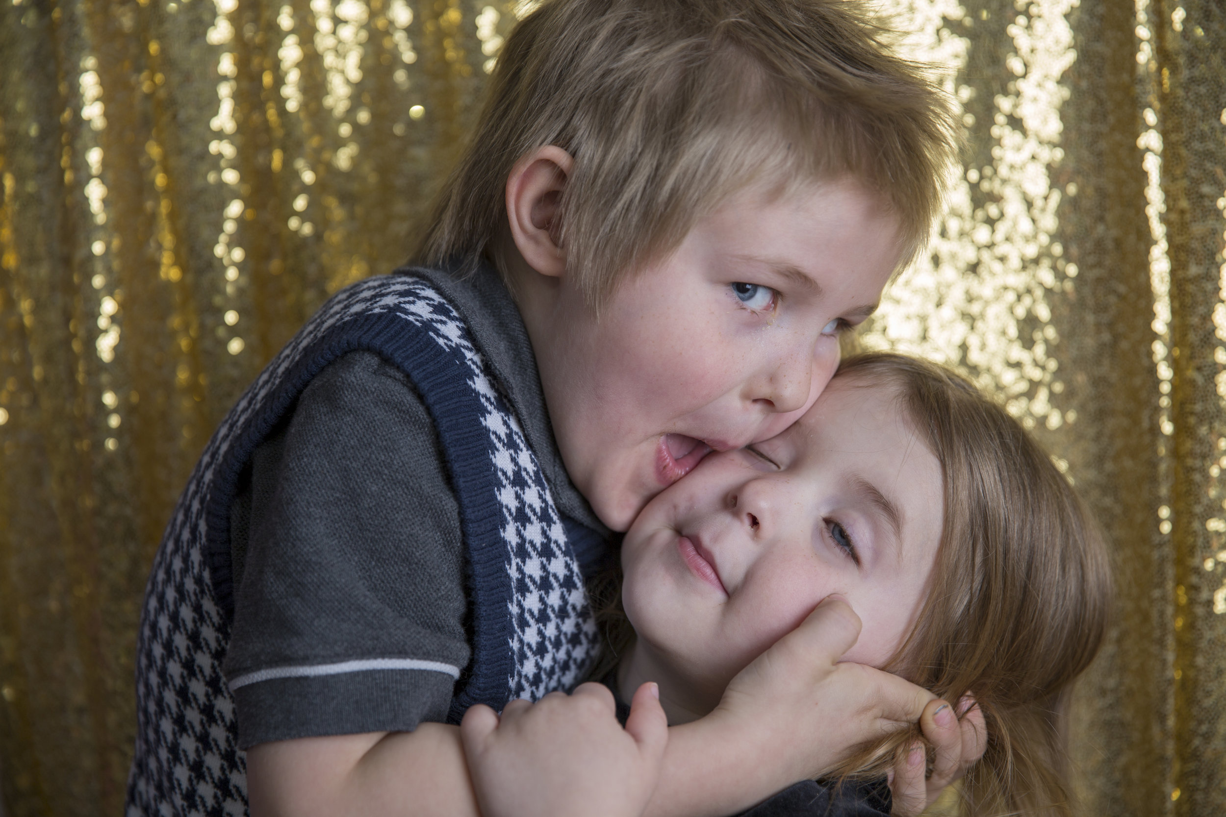These are my two youngest kids, Ryder - age 5 and Keira - age 3.