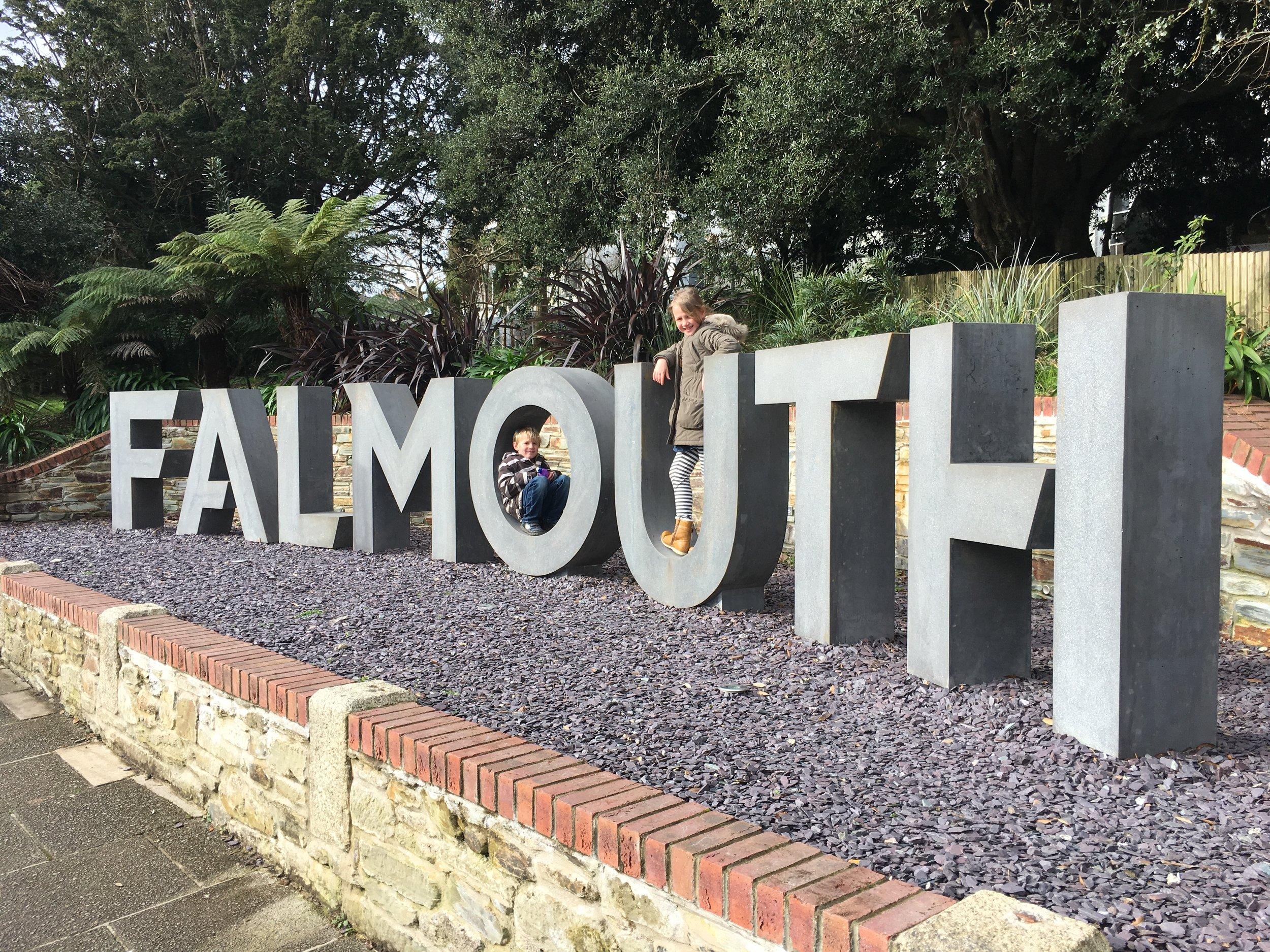 Falmouth Wood Lane