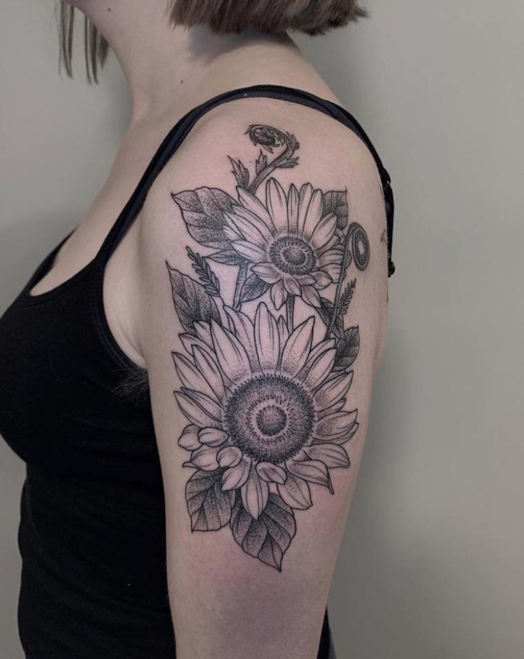 sunflower tattoo.png