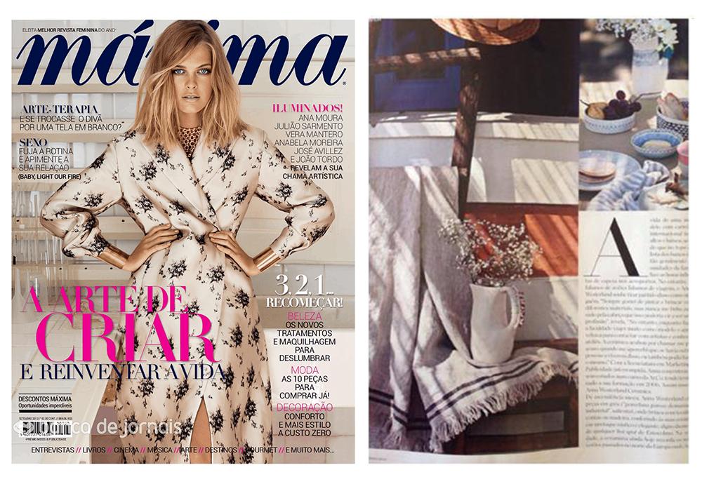 Máxima Magazine — Portugal 2016
