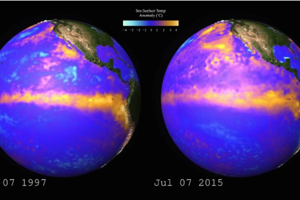 El Nino Pattern