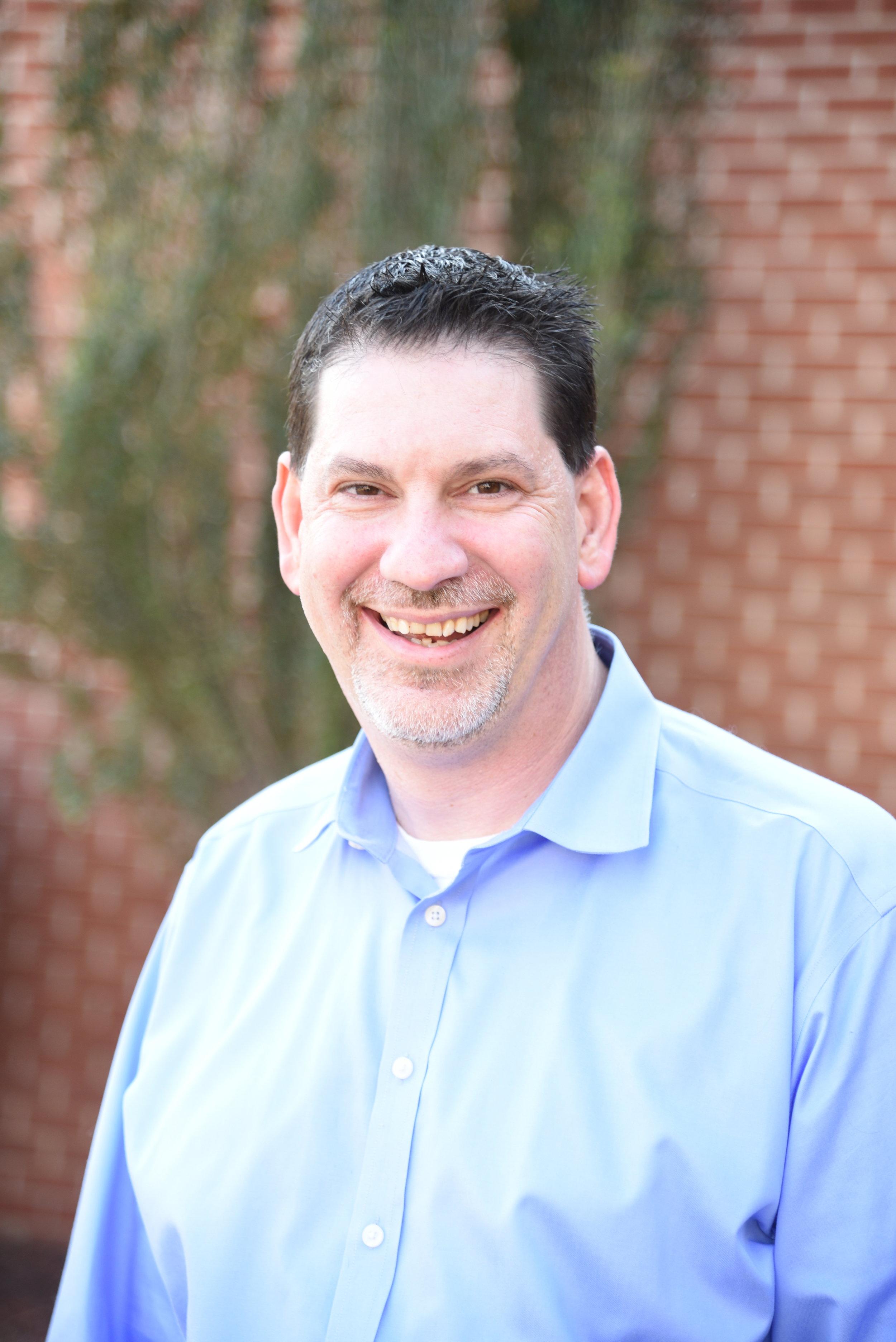 John Gilley    LPC, Associate Director of Services