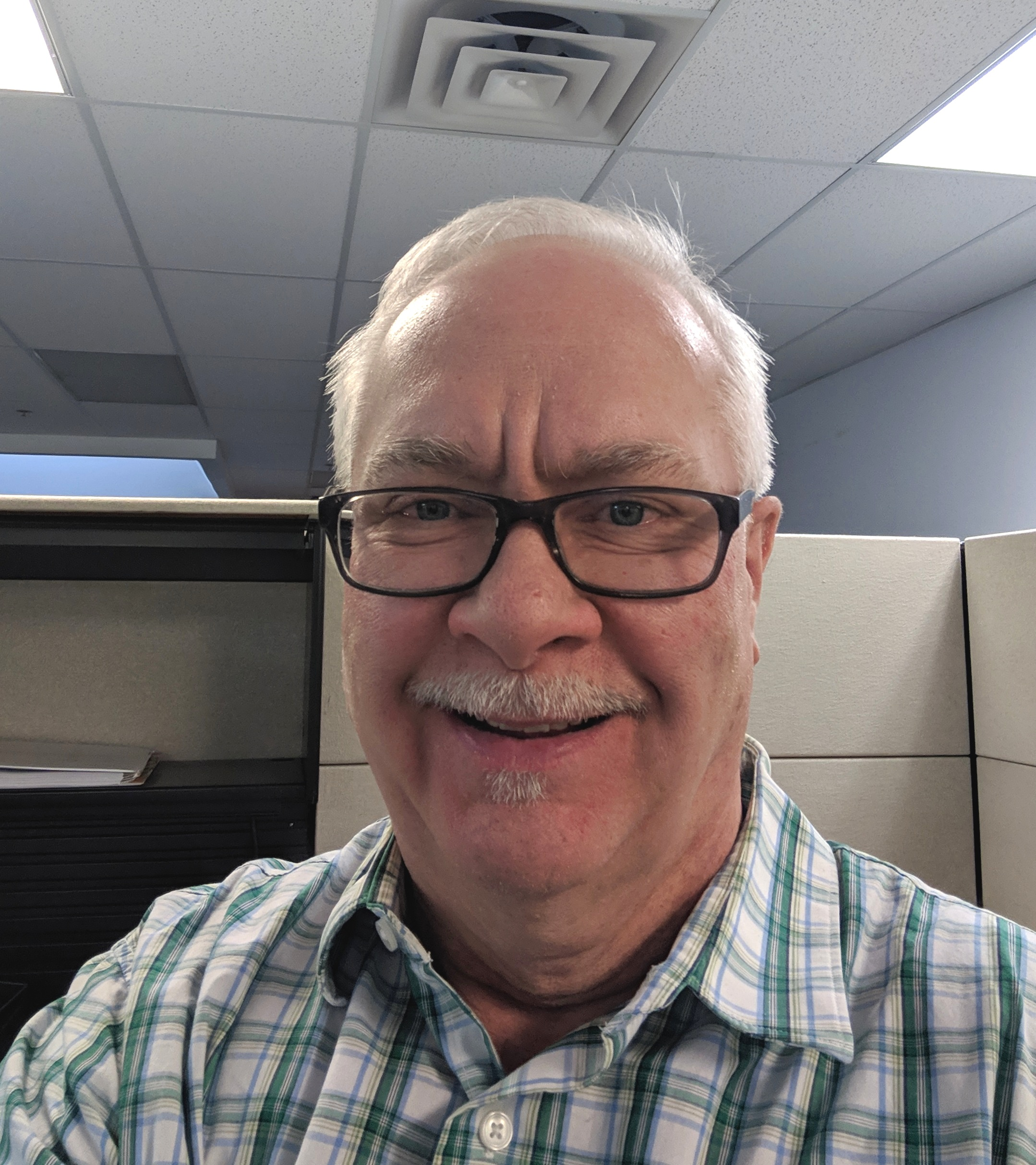 Dave Nimmo, bookkeeping and IT