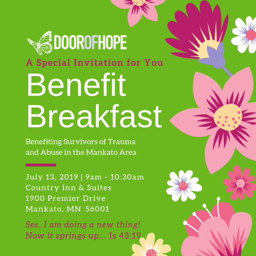 Benefit Breakfast Mankato 2019