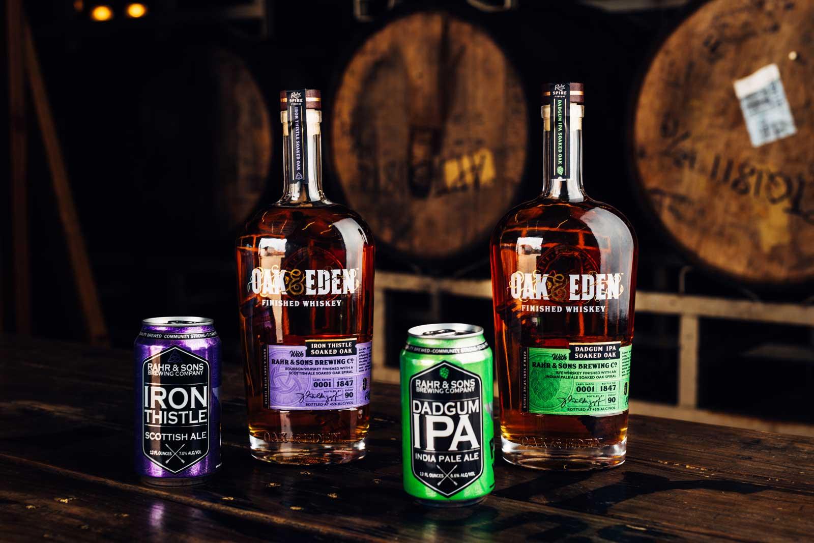 Oak & Eden Rahr & Sons Bottled in Texas
