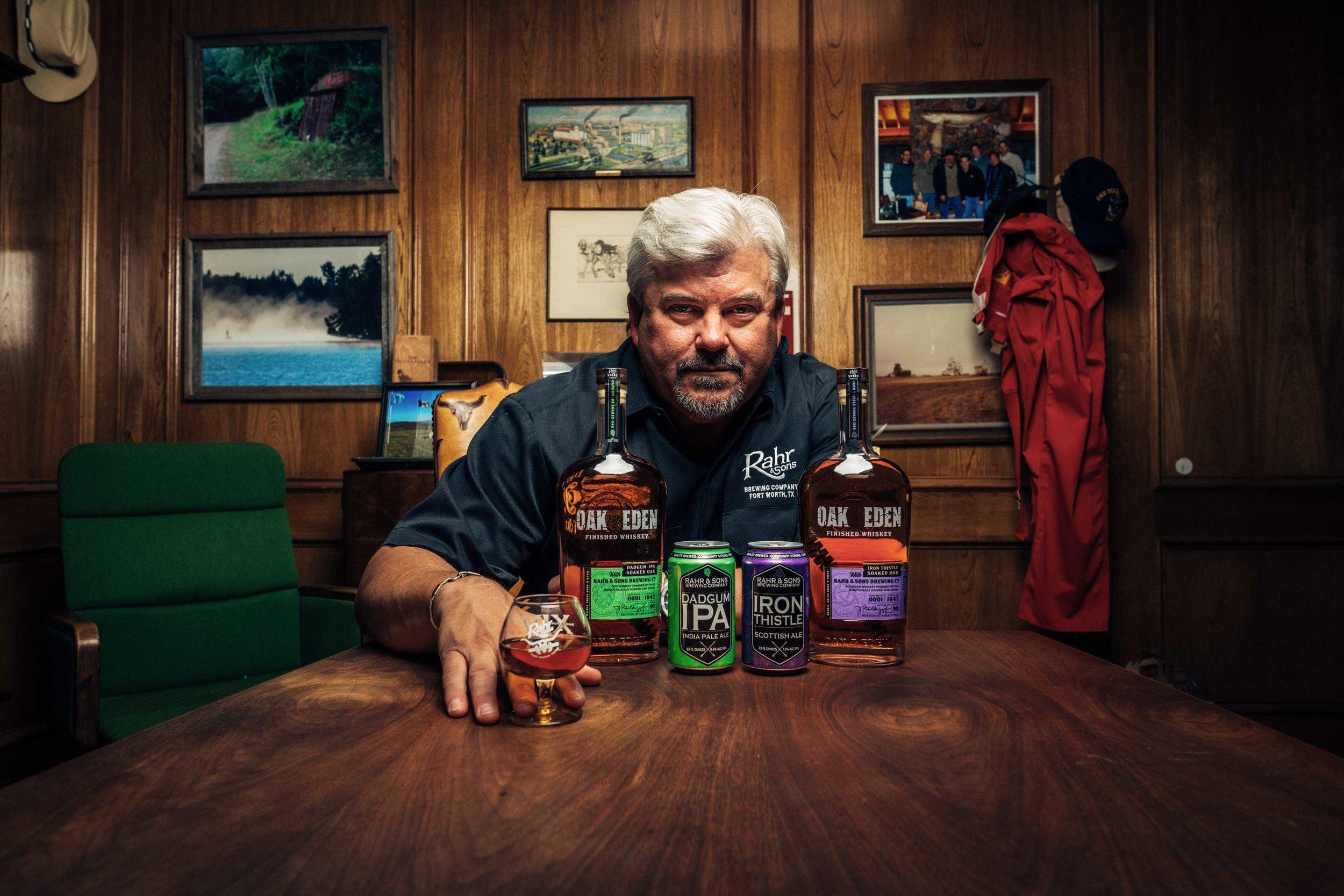Oak & Eden | Fritz Rahr | Rahr & Sons Brewery