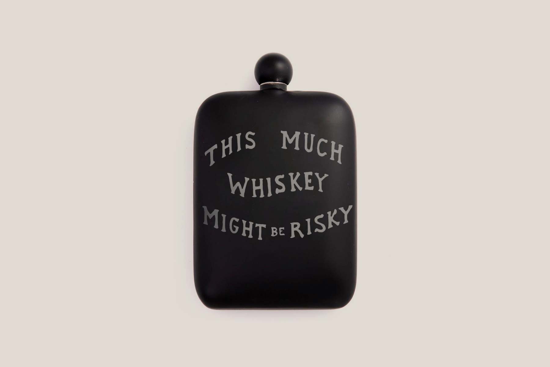 The Sneerwell Risky Perdition Flask