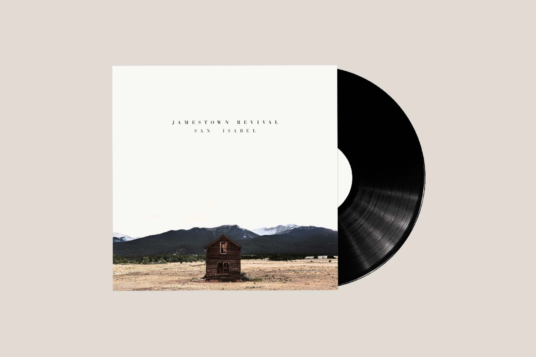 Jamestown Revival San Isabel Vinyl